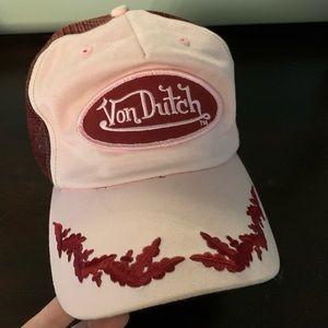 Von Dutch Hat!